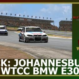 Automobilista - WTCC BMW E90 - Johannesburg