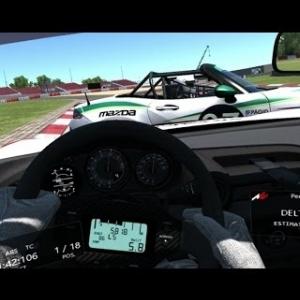 Assetto Corsa Oculus Rift CV1 Online Gameplay Mazda MX5 Cup Zandvoort