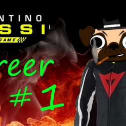 Valentino Rossi The Game | Career #1 - Dirt Track