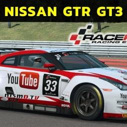 Raceroom - Nissan GTR GT3 at Paul Ricard