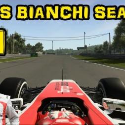 F1 2015 Jules Bianchi Season - Race 11 - Hungary