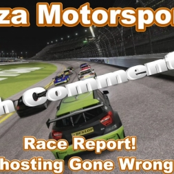 Forza Motorsport 6: Race Report! Ghosting Gone Wrong