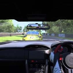 Toyota 86 @ Cadwell Park (Project CARS)