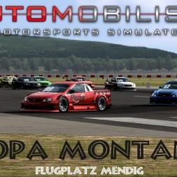Automobilista | Copa Montan @ Flugplatz Mendig