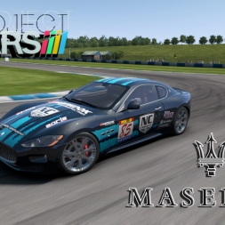 Project Cars * Maserati GTS [download]