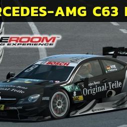 Raceroom - Mercedes-AMG C63 DTM at Norisring