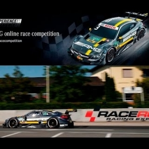 Norisring DTM 2016 Hotlap   Raceroom Zeitfahr Challenge