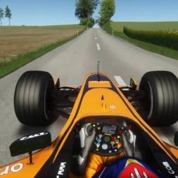 Assetto Corsa F2002 @ Aspertsham (v0.5)