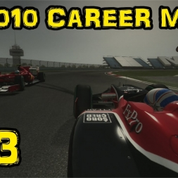 F1 2010 Career - S2R4 - China - If You Don't Get A Penalty It's A Legal Move