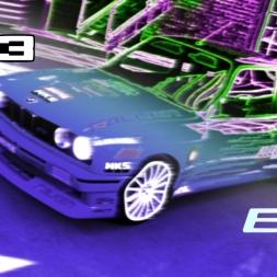 M3 E30 - Short cinematic clip