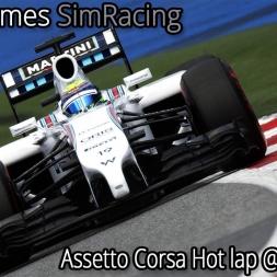 F1Simgames Assetto Corsa ACFL F1 2016 @ Austria GP