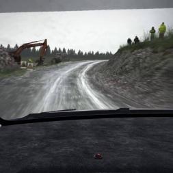 Dirt Rally Top 10 Dyffryn Afon Reverse Volkswagen Polo Rally