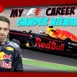 F1 2016 Sander Nienkemper Minicareer (LIVE)