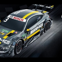 RaceRoom Racing Experience Mercedes AMG DTM 2016 Red Bull Ring 1:24:319