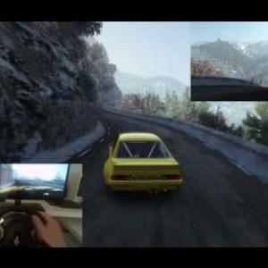 Dirt Rally / Opel Manta / Monte Carlo,Monaco / 3:29.191 / T500rs