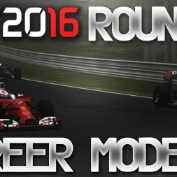 F1 2016 Career Mode Round 9 Austria