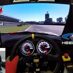 HEEL & TOE - Toyota Supra @ Hockenheim GP - Assetto Corsa