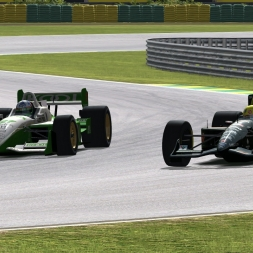 Automobilista: CART Extreme Race @ Rio de Janeiro - Newman-Haas vs KOOL Green