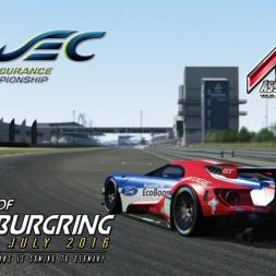 Assetto Corsa * Ford GT LMS * FIA WEC * 6 Hours of Nürburgring