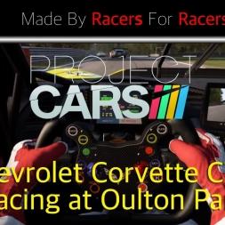 Project Cars - Chevrolet Corvette C7.R