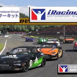iRacing | Global Mazda MX-5 Cup @ Okayama International Circuit