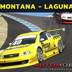 Automobilista - Copa Montana at Laguna Seca