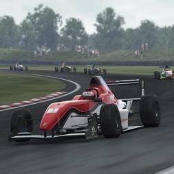 Formula Gulf @ Snetterton, weekend highlights