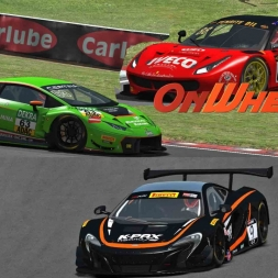 News Flash 53 - Preview of GT3 World Series mod by Simtek (rFactor 2)