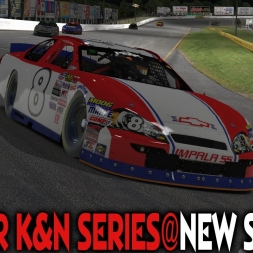 iRacing : Nascar K&N Series @ New Smyrna