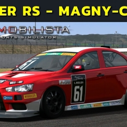 Automobilista - Lancer RS at Magny-Cours