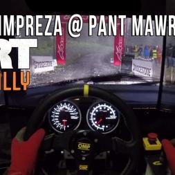 Dirt Rally - Subaru Impreza @ Pant Mawr (Gales)