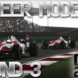 GP3 2016 Career Mode Round 3 Great Britian GP