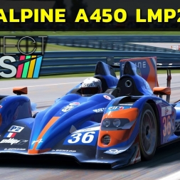Project Cars - Alpine A450 LMP2 at Watkins Glen