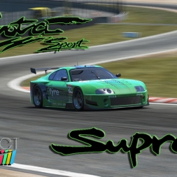 Project Cars * Toyota Supra stage 4 [download]