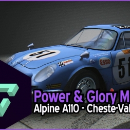 GTR 2 | POWER & GLORY 3 MOD | ALPINE A110 | VALENCIA GP | ESPAÑOL HD.