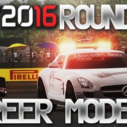 F1 2016 Career Mode Round 10 Great Britian