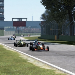 Formula Gulf @ Imola, Weekend highlights