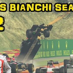 F1 2015 Jules Bianchi Season - Race 12 - Belgium