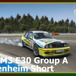 PCars - BMW M3 E30 - Hockenheim Short