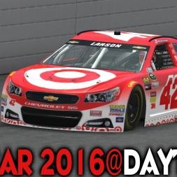 rFactor 2 : Nascar 2016 @ Daytona