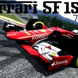 Assetto Corsa | Ferrar SF15-T @ RedBull Ring
