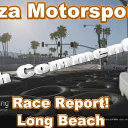 Forza Motorsport 6: Race Report! at LongBeach