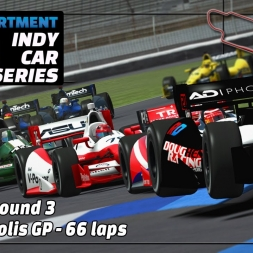 RD IndyCar World Series | Round 3 Indianapolis GP