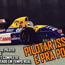 Formula 1 '92 on rF2 is insane!