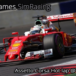 F1Simgames Assetto Corsa ACFL F1 2016 @ Red Bull Ring