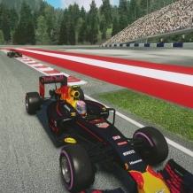 Max Verstappen 2nd! -  Austria Spielberg - 2016 Season Mod - HD Texture Track Update