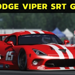 Assetto Corsa - Dodge Viper SRT GT3 (Mod) at Silverstone