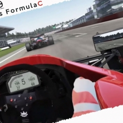 Project Cars Formula C Real Onboard Cam at Hockenheim