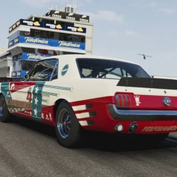 Forza Motorsport 6: Testing the Mustang