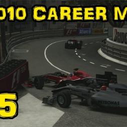 F1 2010 Career - S2R6 - Monaco - I F***ed Up